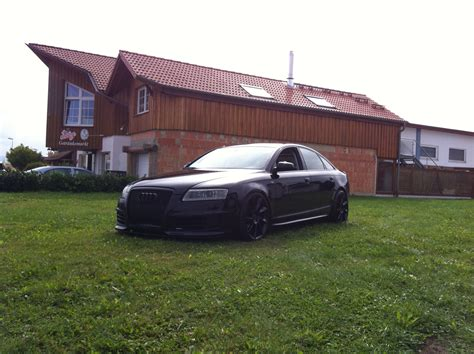 Audi S6 Klappenauspuff by Audi A6 4f Rs6 S6 2 7 Tdi S Line Vollausstattung