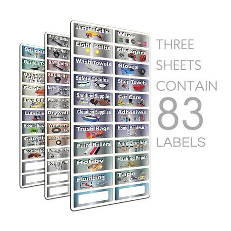 Organiser Garage by Garage Organizer Labels My Site For Sore