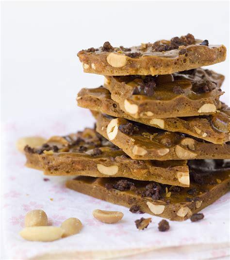 Planters Peanut Brittle Recipe by Peanut Brittle With Caramelized Cacao Nibs La Fuji
