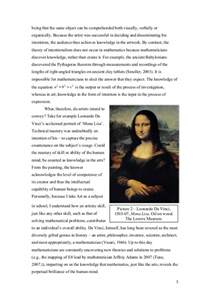 Art Thesis Tok Theory Of Knowledge Essay What Counts As Knowledge