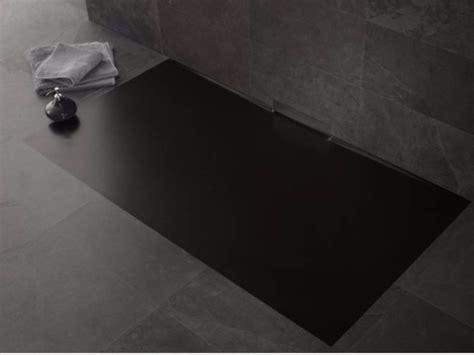 piatto doccia acciaio smaltato piatto doccia filo pavimento in acciaio smaltato xetis by