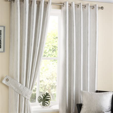 white eyelet curtains white lined eyelet curtains caroline grey lined eyelet