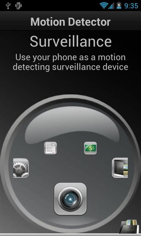 motion app android motion detector pro android apps on play