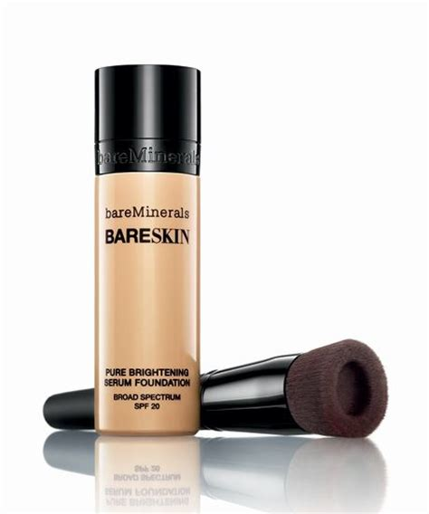 Bare Escentuals Introduces Mineral Nail Nail Tech Secrets by Bare Escentuals Bareminerals Bareskin Serum Foundatio