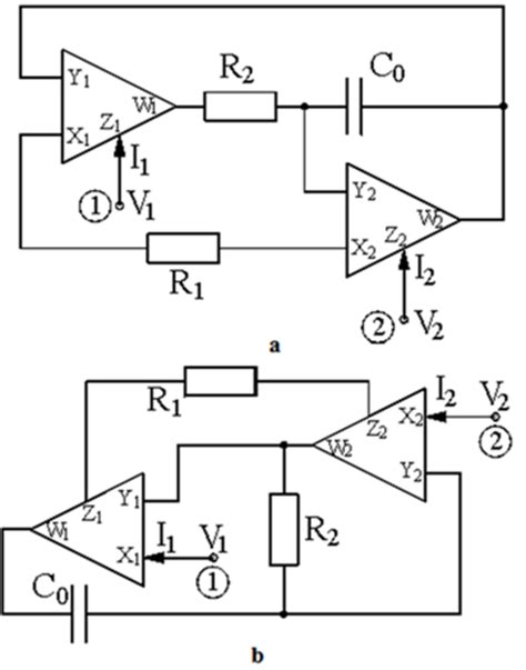 op inductor feedback synthetic inductor op 28 images two way active audio crossover filter circuit diagram two