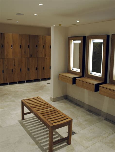 changing room design luxury spa changing room design at lower mill estate spa