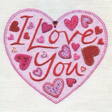 Where To Buy Love To Shop Gift Card - hand finished i love you heart valentine s day card karenza paperie