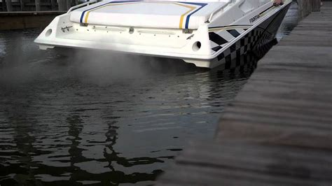 fountain boats craigslist 99 27ft fountain fever for sale youtube