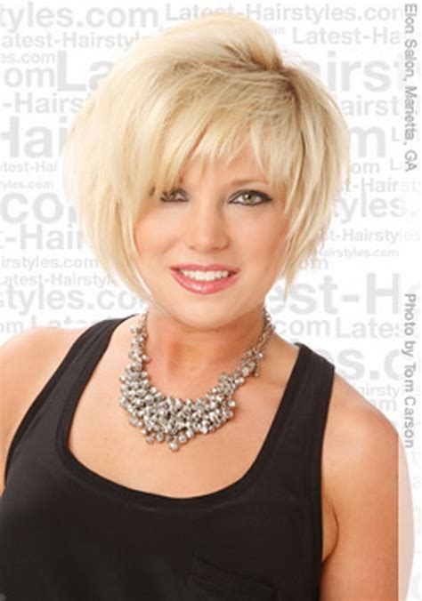 haircuts for heavy women over 50 short short hairstyles for women over 50