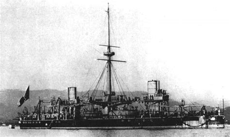 The Duilio Italian Ironclad Recently Launched At Italian Ironclad Caio Duilio Wiki Fandom