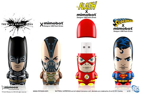 Usb Flashdisk Original Marvel contest win a mimoco dc universe usb flash drive comic vine