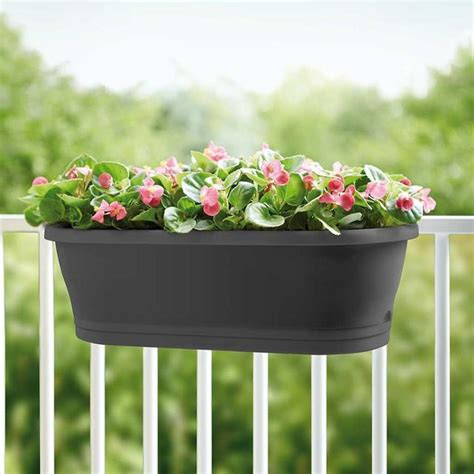 Balcony Planters Uk by Buy Adjustable Balcony Planter The Worm That Turned