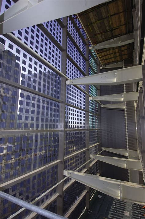 heron tower solar panels a new tower of newsteelconstruction