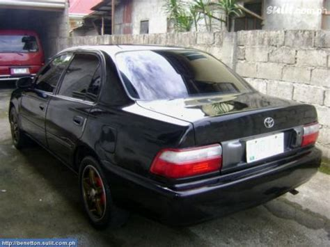 Toyota Corolla Xl 1996 Specs Toyota Corolla 13 Xl Hatch Picture 10 Reviews News