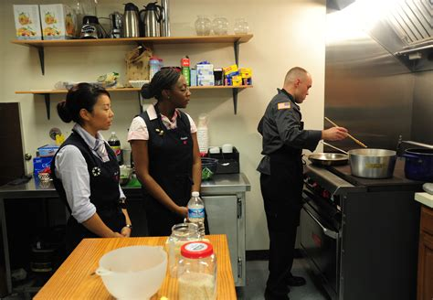 airmen and soldiers bring heat to the kitchen gt joint base