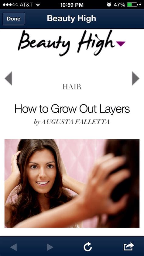 how to grow out layers fast how to grow out layers musely
