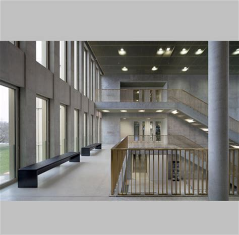 Hec School Of Management Mba by David Chipperfield Enlarges The Hec School Of Management