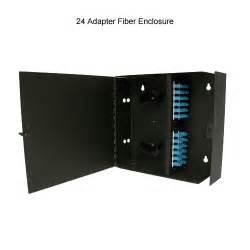 wall mount fiber patch panel enclosures