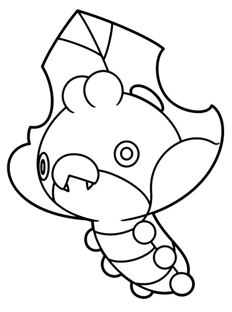 pokemon serperior coloring pages images pokemon images