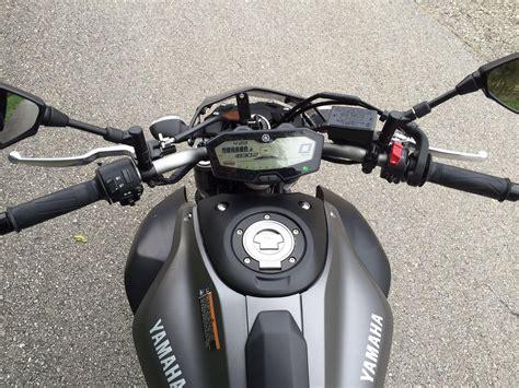 Motorrad 25 Kw Mieten by Motorrad Mieten Yamaha Mt 07 Abs 35 Kw A Beschr 228 Nkt