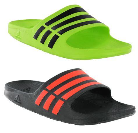 Adidas Flip Flop new mens adidas duramo slide flip flops comfy
