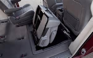 2010 dodge caravan sxt folded seats photo 18
