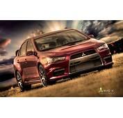 Evo X Mitsubishi Wallpaper 27461  High