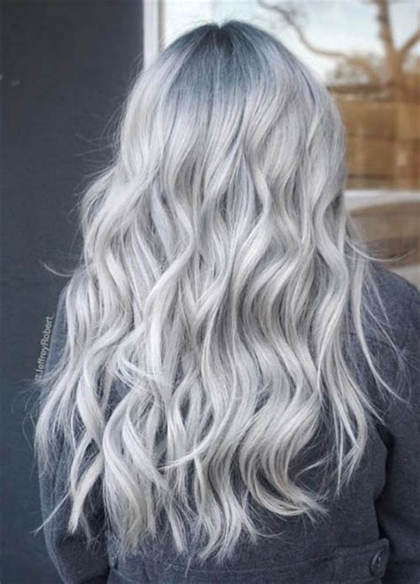 how to get icy silver hair 85 silver hair color ideas and tips for dyeing