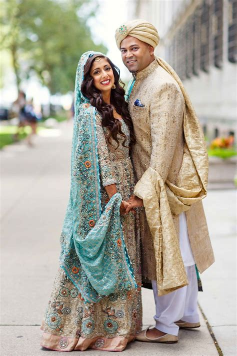 Wedding Ceremony For Couples by Couples Photos And Groom In Detailed Wedding Garb