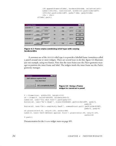 tutorial python tkinter pdf python tutorial to learn basic to advanced programming