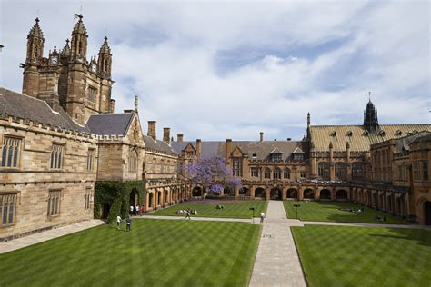 Usyd Mba Ranking by About Us The Of Sydney