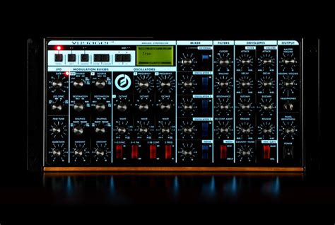 Minimoog Voyager Rack Mount Edition by Minimoog Voyager Rack Mount Edition Moog Inc
