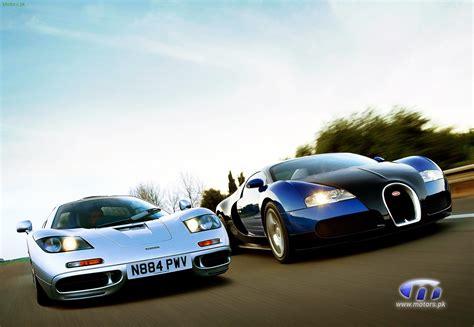 fastest mclaren bugatti vs mclaren race motors pk