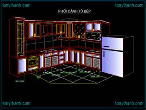 kitchen cupboard furniture cad block perspective dwg cabinets design