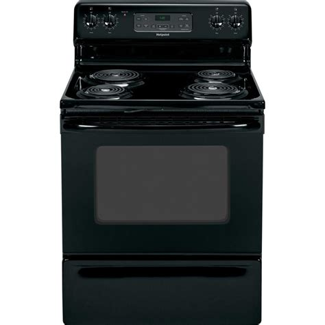 self cleaning freestanding single oven electric ranges