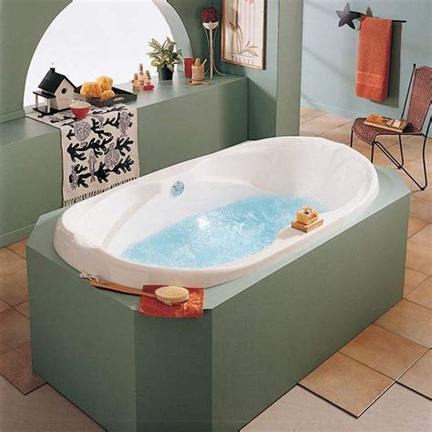 raised outlet bathtub raised outlet bathtub home design ideas and pictures