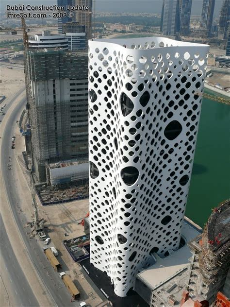 dubai constructions update  imre solt  tower ac
