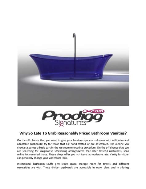 reasonably priced bathroom vanities why so late to grab reasonably priced bathroom vanities