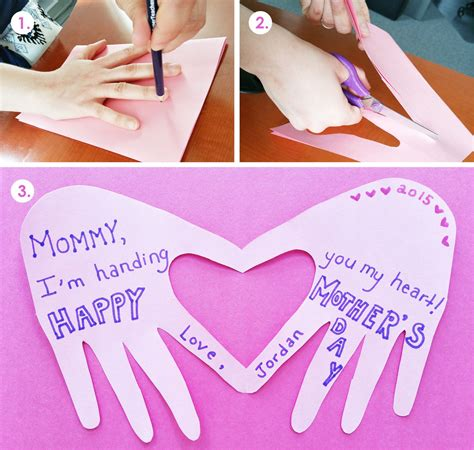 a and simple s day craft for children