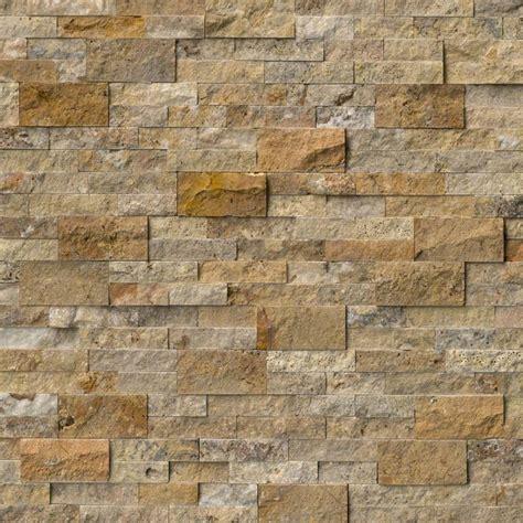 turkish tuscany scabas stacked stone split face 6x24
