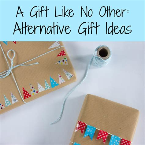 a gift like no other alternative gift ideas a nation of