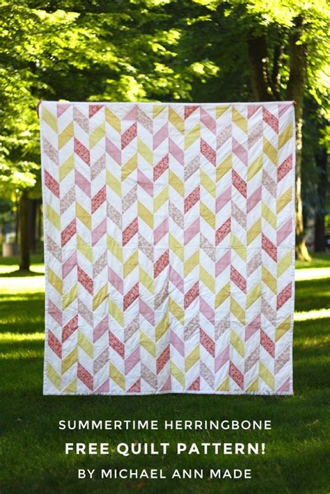 quilt pattern herringbone pin by michael ann on quilt spiration pinterest