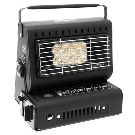 outdoor gas space heaters gelert portable heater lightweight fully adjustable