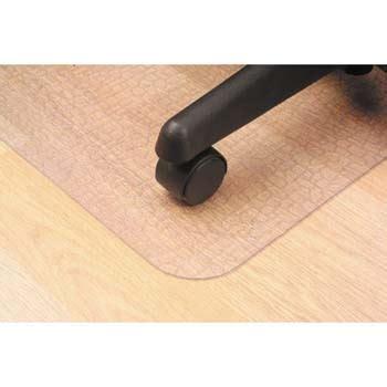 marbig chairmat floor 91 x 121cm key small