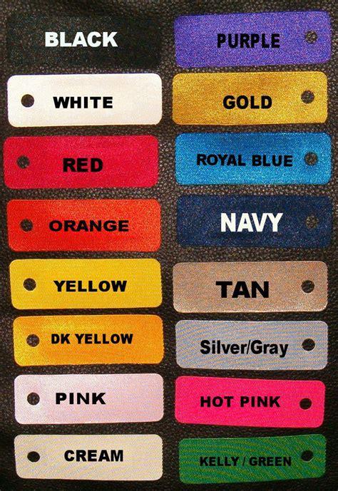 cool color names color names