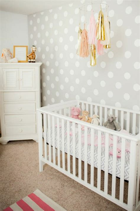 kinderzimmer neutral idee weiss babyzimmer