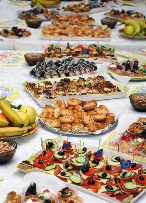 Ideas For Finger Buffets Slideshow Buffet Recipe Ideas