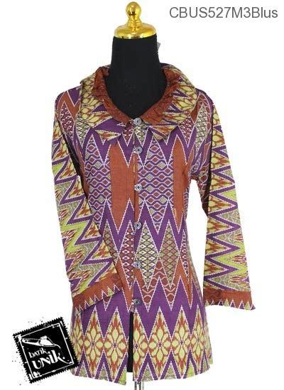 Baju Batik Rangrang baju batik sarimbit blus pekalongan motif rang rang kembang blus panjang murah batikunik