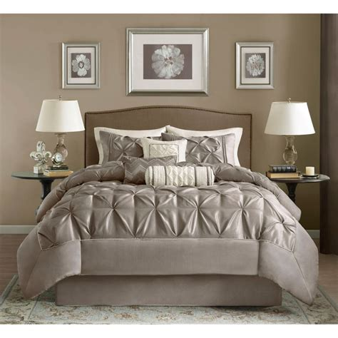 Tufted Comforter Set by Tufted Comforter Set 28 Images Park Polyester Solid