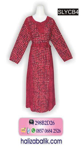 Baju Wanita Murah 287 by Motif Batik Pekalongan Koleksi Baju Batik Muslimah Toko